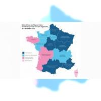 Régionales / infographies : bleu ou brun, le FN ?