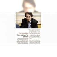 Après Onfray, la propagande de Daech enrôle Marc-Edouard Nabe