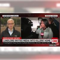 San Bernardino : médias US en direct de l'appartement des tueurs