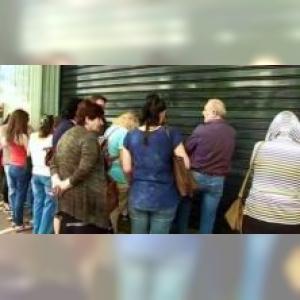 Référendum / Grèce : BFM TV et les images de file d'attente