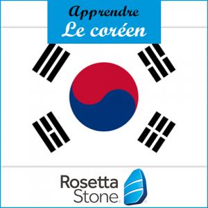 Apprenez le coréen