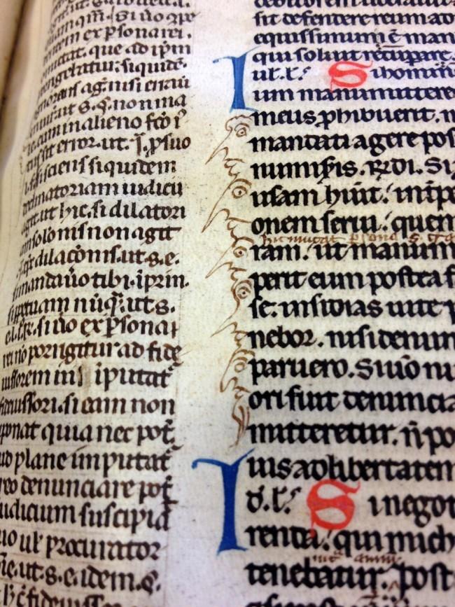 Leiden, Bibliothèque de l'Université,MS BPL 6 C, 13e siècle - Erik Kwakkel