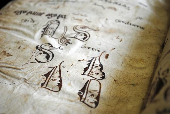 Leiden, Bibliothèque de l'université, BPL MS 111 I, XIVe siècle - Erik Kwakkel
